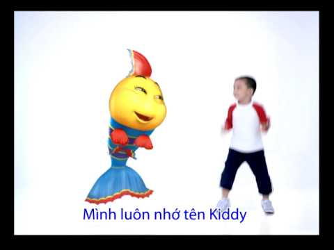Kiddy oil Vietnam 30''