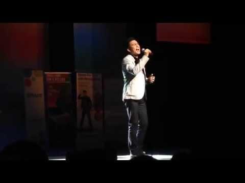 Kapusong Pinoy sa LA: Tom Rodriguez Sings Liyab (Niño Theme Song)