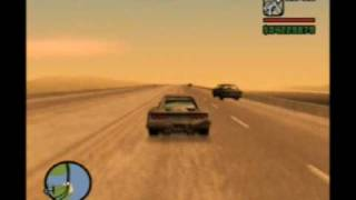Gta SA episode 5: San Fierro to Las Venturas``