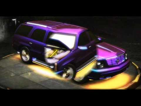 Need for speed: Underground 2 CARS