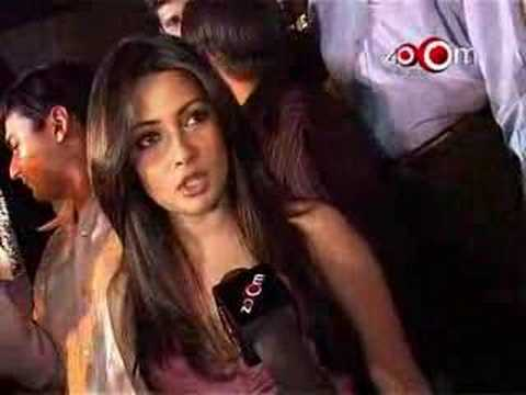 Riya Sen Amrita Rao Zoom TV's Page3 190407