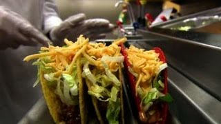 Inside Taco Bell Headquarters: Top-Secret Recipes (from Unwrapped)   Food Network