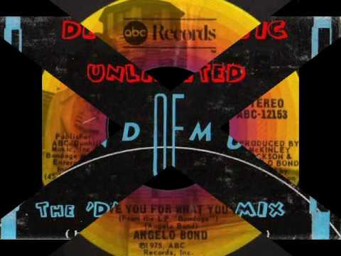 Angelo Bond - I love you for what you are (DecibelMusicUnlimited Corporation Extented)