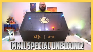 Special Mortal Kombat 11 Unboxing Kollectors Edition and MORE ... whoa #Sponsored | Swiftor
