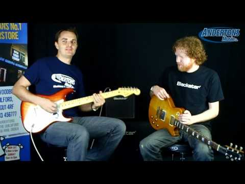 Blackstar HT1 Amp Demo and Review