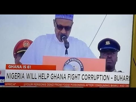Nigeria Wants To Help Ghana Fight Corruption; Senators Get $40,000 Monthly Besides Allowances
