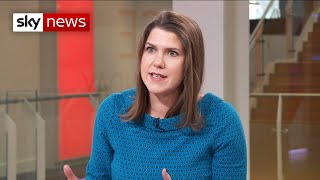 Swinson: Neither Corbyn or Johnson are fit to be PM