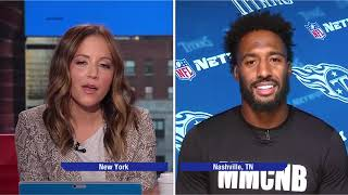 Logan Ryan breaks down Titans' dominant win over Browns