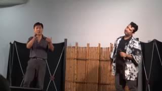 Nobuhiro Hirata E Edgar Ishida Kawa No Nagare No Youni Liberdade Japan Festival 11 12 2016