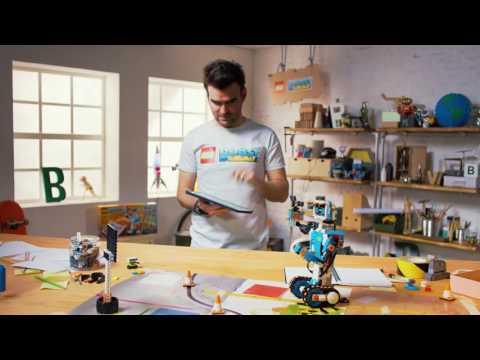 LEGO Boost: 5 konstrukcii oraz programowanie