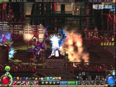 【DFO】Soul Reaper Solo Furtz Power Plant Ult.