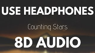 Onerepublic Counting Stars 8d Audio