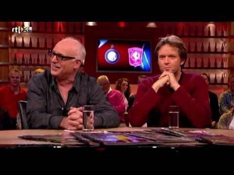 René van der Gijp over Materazzi