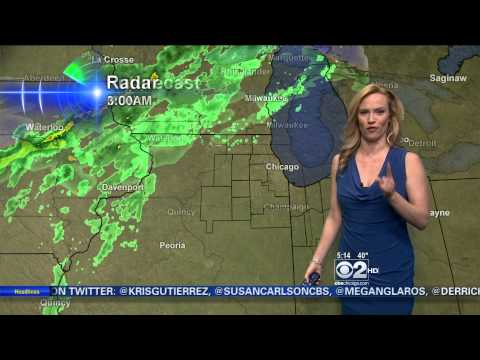 Megan Glaros 2013/04/22 CBS Chicago HD;