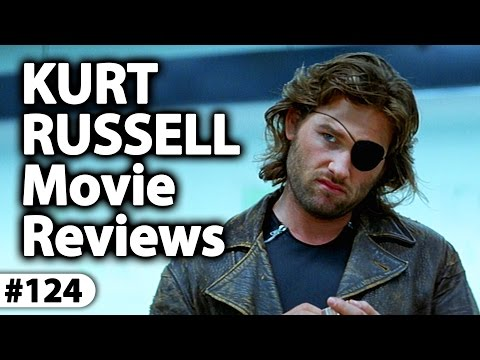 KURT RUSSELL REVIEWS: Escape From New York + Big Trouble In Little China + Executive Decision