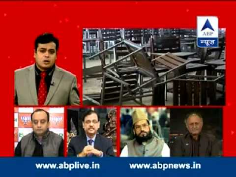 ABP News debate l How long Pakistan will mock its commitment against terror?