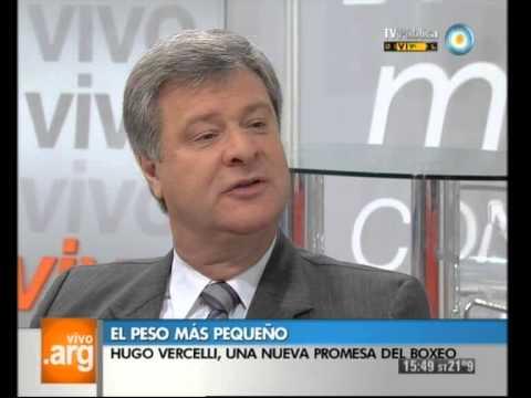 Vivo en Argentina - Deportes - Hugo Vercelli - 14-11-12