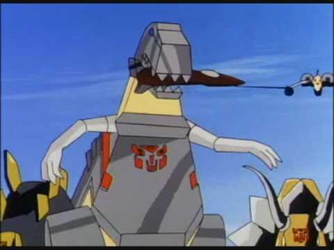 Transformers Season 2 Intro (With season 3 Theme)