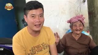 Lâu nay Khương Dừa mua hàng trăm vé số của bà ngoại 91 tuổi là để...bán lại???!!!