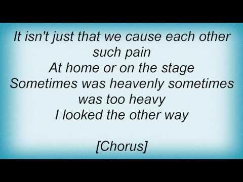 Stevie Nicks - Everybody Loves You Lyrics
