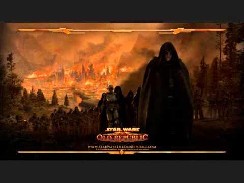 Star Wars: The Old Republic Login Screen Music (HQ)