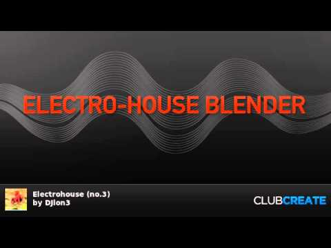 Electrohouse (no.3) by DJlon3