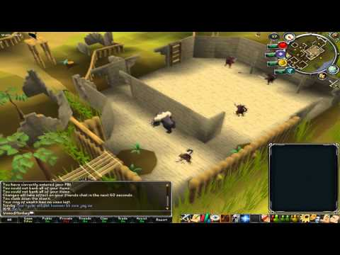Runescape – Monkey Knife Fighter Guide – Up to 300k xp/hr