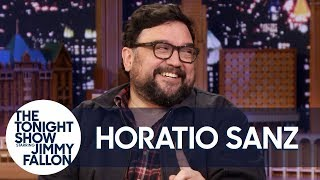 Horatio Sanz and Jimmy Got Yelled At by Tom Brokaw for Playing Wiffle Ball