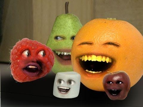 Annoying Orange - Rap-berry