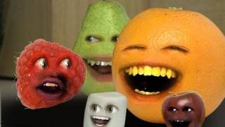 Annoying Orange - Rap-berry