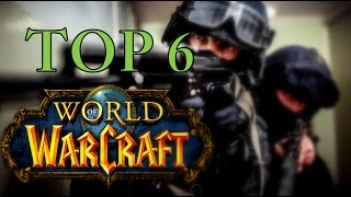 TOP 6 Fuerzas y grupos de elite | World of Warcraft