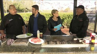 LongHorn Steakhouse Grill Masters Talk Steak and Bourbon | River City Live