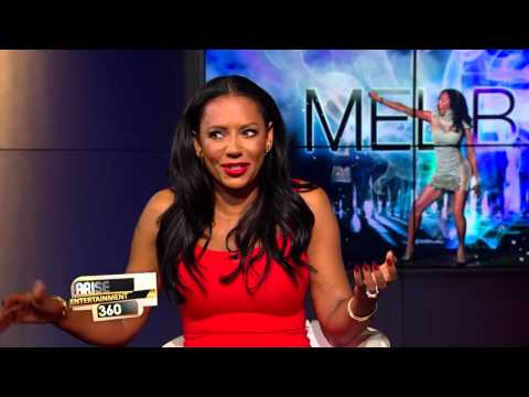 Mel. B talks music, career, &