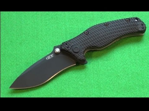 Zero Tolerance ZT 200 Folding Knife Review