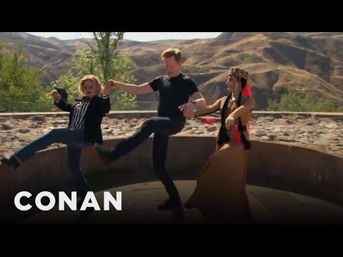 Conan Announces The Date For #ConanArmenia  - CONAN on TBS