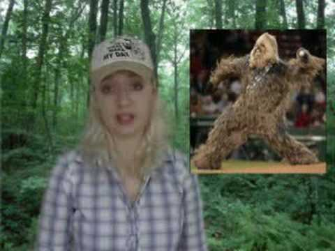 Giant Bigfoot Found Dead!!!
