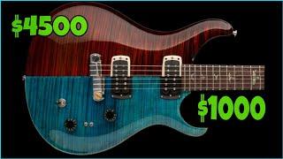 PRS Paul's SE vs Core Guitar