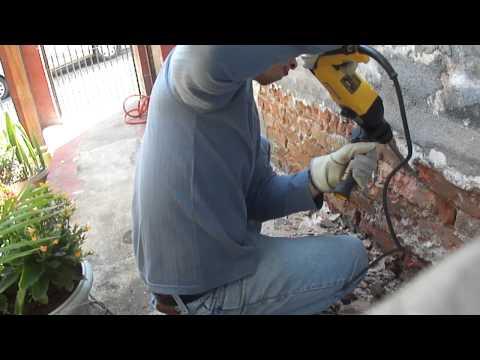 Martelete Dewalt D25123K 800 watts VS Talhadeira / Marreta
