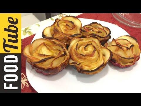 Запеченные Яблоки в Тесте! Вкусные Рецепты by Бодя