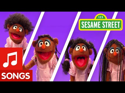 Sesame Street - My Favorite Color