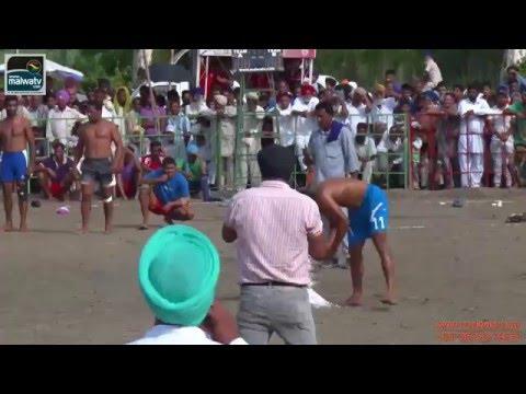 SHAMCHURASI (Hoshiarpur) Kabaddi Tournament - 2014 || HD || Part 2nd.