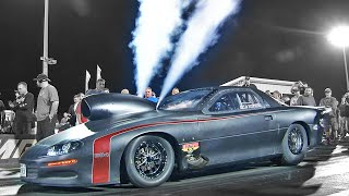 Radial vs The World - Fastest Drag Radial Cars Video Coverage