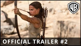 Tomb Raider - Official Trailer #2 - Warner Bros. UK