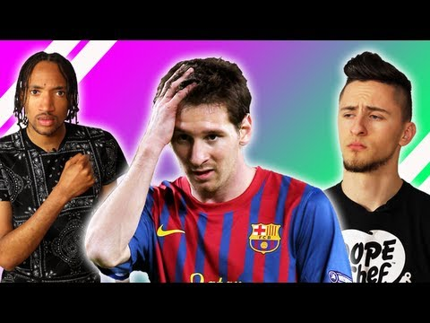 Lionel Messi Prison Rapper? | Comments Below