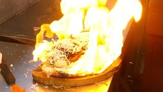 SIZZLERS | CHICKEN NOODLES SIZZLERS | RARE STREET FOOD | 4K VIDEO | MUMBAI STREET FOODD