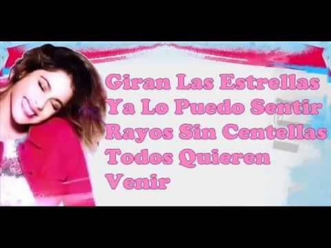 Violetta En Gira Letra