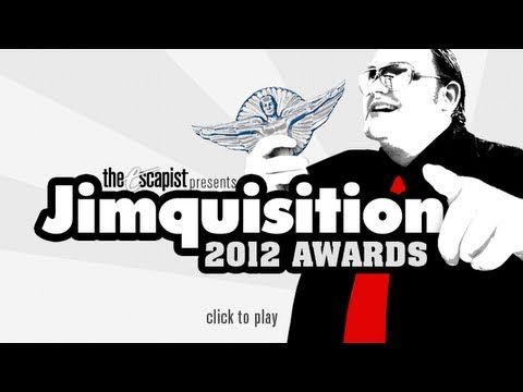THE SH*TIEST GAMES OF 2012 (Jimquisition)