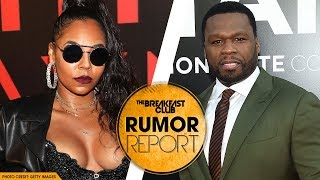 50 Cent Disses Ashanti After Concert Cancelled for Not Selling Enough Tickets