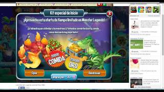 RESETEAR MONSTER LEGENDS NIVEL 1 JUNIO 2014