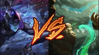 BRONZE 4 VS GOLD 5 1V1 WITH INSANE RESULTS | League of Legends